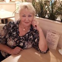 Анна, 70 лет, Козерог, Братск