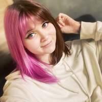 Ксения, 21 год, Овен, Москва