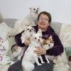 Галина, 63, г.Милан