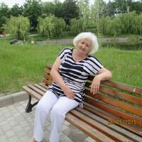 ОЛЬГА, 68 лет, Козерог, Донецк