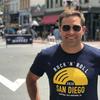 Andy Baldwin, 43, г.Лос-Анджелес