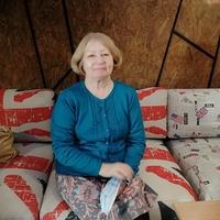 Галина, 66 лет, Лев, Томск