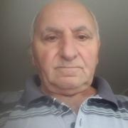 Валерий 69 лет (Водолей) Юхнов