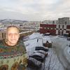57clapton, 58, г.Мурманск