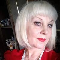 Светлана, 63 года, Козерог, Москва