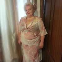 LUBOV, 60 лет, Телец, Москва