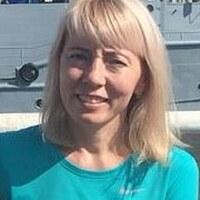 Марина, 46 лет, Лев, Санкт-Петербург