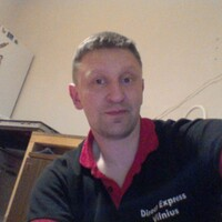 Sergio, 41 год, Близнецы, Вильнюс