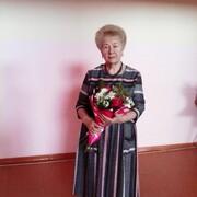 Любовь Чекмасова 70 Красноярск