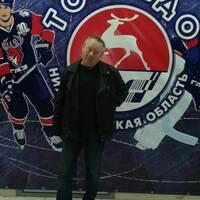 Владимир, 59 лет, Водолей, Нижний Новгород