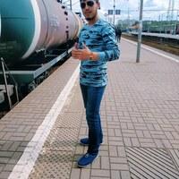 Obid, 25 лет, Рак, Дубна