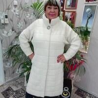 Любовь, 63 года, Козерог, Волгоград