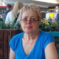 Ольга, 55 лет, Скорпион, Красноярск