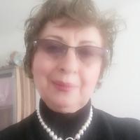 Flina, 65 лет, Рыбы, Москва