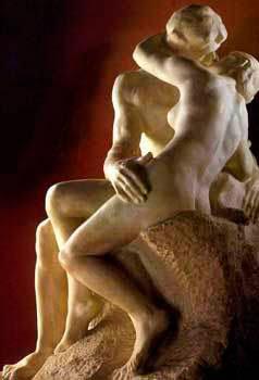 История возникновения поцелуя
