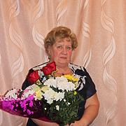 Татьяна Соколовская 65 Острогожск