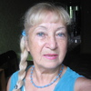 Мила, 67, г.Ялта
