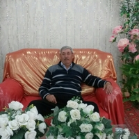 Bayram, 63 года, Телец, Газ-Ачак