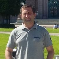 Эльчин, 44 года, Рак, Стокгольм