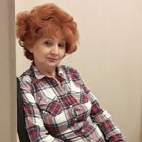 Татьяна, 69 лет, Телец, Москва