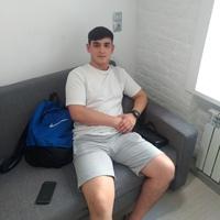 Нурсултон, 22 года, Стрелец, Санкт-Петербург