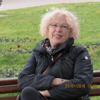 Антонина, 64 года, Весы, Геленджик