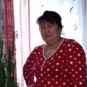Гульнара 53 года (Водолей) Костанай