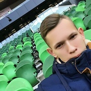 Вадим Кирий 20 Краснодар