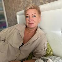 Inna, 51 год, Козерог, Санкт-Петербург