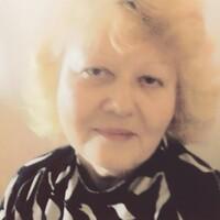Людмила, 68 лет, Рак, Санкт-Петербург