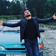Asim Cafarov 23 Барнаул