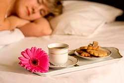 Пять шагов к постели