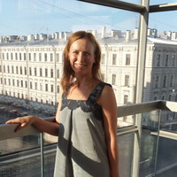 марина, 45 лет, Козерог, Санкт-Петербург