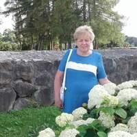 Татьяна, 66 лет, Лев, Вильнюс