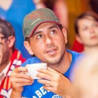 Elkhan, 37 лет, Телец, Москва