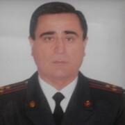 Абдукадыр Ибрагимов 66 Худжанд