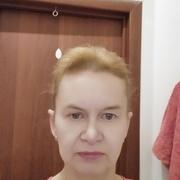 Татьяна Ефимова 54 года (Овен) Раменское