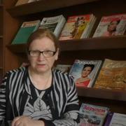 Знакомства в Уссурийске с пользователем Валентина 63 года (Рак)