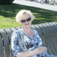 Татьяна Денисова, 66 лет, Весы, Москва