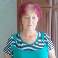 галина, 70 лет, Скорпион, Знаменка