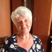 Валентина 69 лет (Овен) Верховье