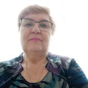 Вера Жиганова 64 Лысьва