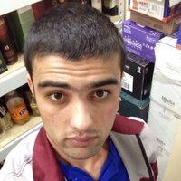 Abdyrayim Urokov, 27 лет, Козерог, Москва