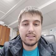 Владимир 27 лет (Дева) Новый Уренгой