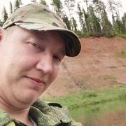 Андрей 37 лет (Лев) Усогорск
