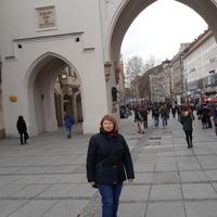 Tania, 61 год, Козерог, Мюнхен