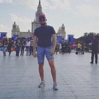 Никита, 23 года, Скорпион, Москва
