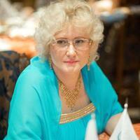 Ирина, 59 лет, Овен, Санкт-Петербург