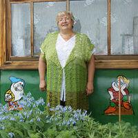 Любовь, 59 лет, Скорпион, Братск