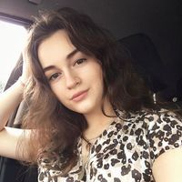 Анна, 17 лет, Весы, Москва